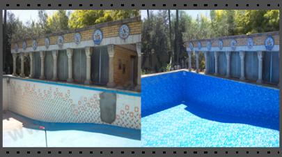 reparación de piscinas con lámina armada (liners) que pierde agua.alkorplan. precio barata