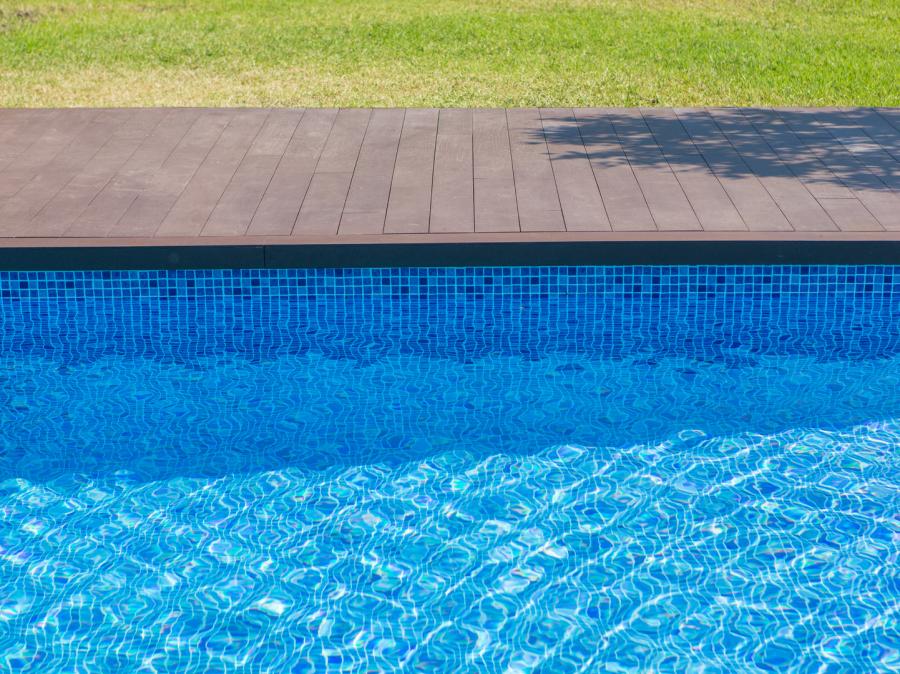 Reforma de piscina con lamina armada Alkorplan