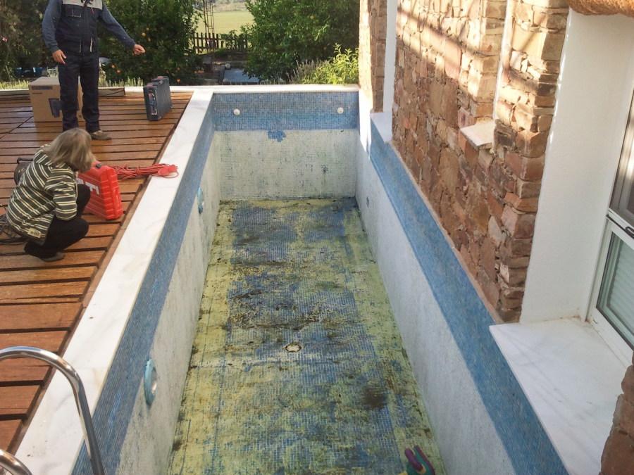Empresa de reformas de piscinas Córdoba