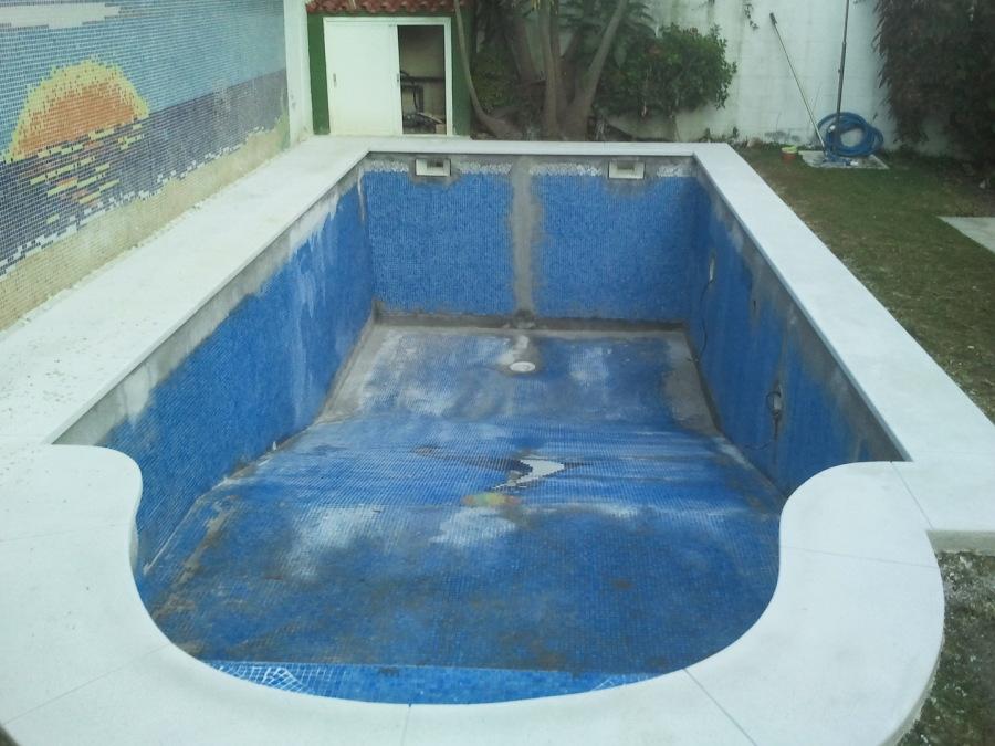 Reformas de piscinas en Algeciras
