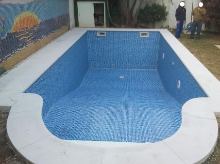 piscina reparada de liners Algeciras