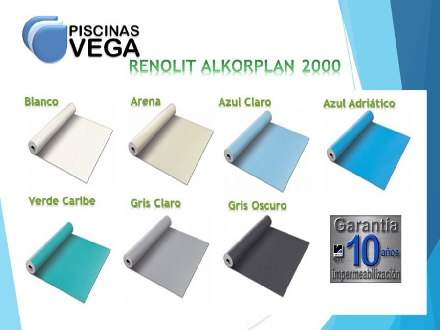 Gama Renolit Alkorplan 2000