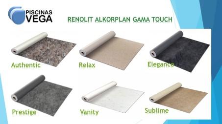 Gama Renolit Alkorplan Touchs