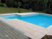 Reparación de piscinas con liners Alkorplan