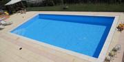 Reparar piscina liner armado alkorplan Sevilla