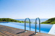 piscina reformada Málaga lamina armada