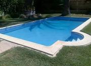 rehabilitación con liner para piscina alkorplan Sevilla